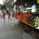 The Greenmarket offers all sorts of goods, such as produce, baked goods, wines and juices.