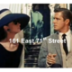 Audrey Hepburn and George Peppard outside 161 East 71st Street