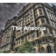 The exterior of the Ansonia today on a foreboding day