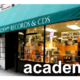 The exterior of Academy Music