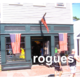 The exterior of Rogues Gallery, Provincetown, MA