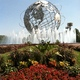The Unisphere stands as a marvelous reminder of the 1964 World's Fair.