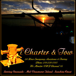 i Charter & Tow vacation boat charter's & fishing adventures